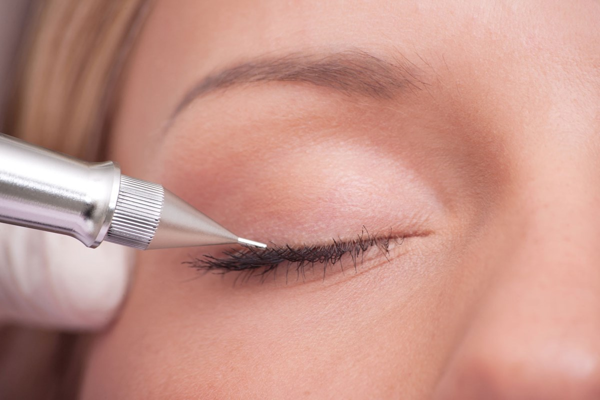 Permanent Make Up Lidstrich Wellnissimo
