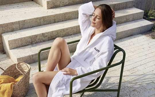 Sauna steifen in der Welche Frau