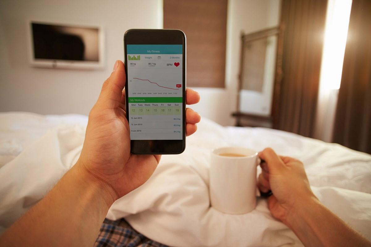 Elektrosmog im Schlafzimmer — wellnissimo